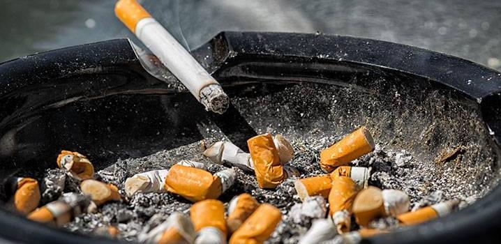 Evdeki Sigara Kokusundan Kurtulmak